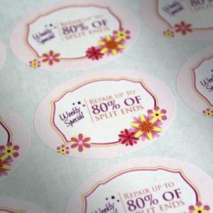 Premium Paper Labels