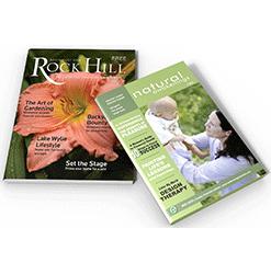 A4 Magazines printing service uk
