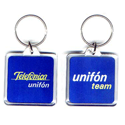 Company Key Chains printing service
