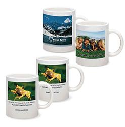 Custom Mugs printing service