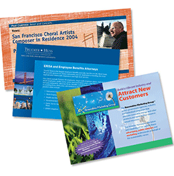 Flat Postcards printing services in uk