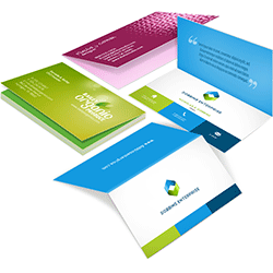 Folded business cards printing service uk custom folded business folded business cards colourmoves