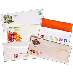 full colour envelopes service
