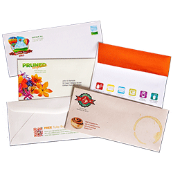 full colour envelopes service