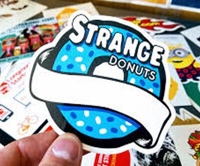 Logo Stickers Printing
