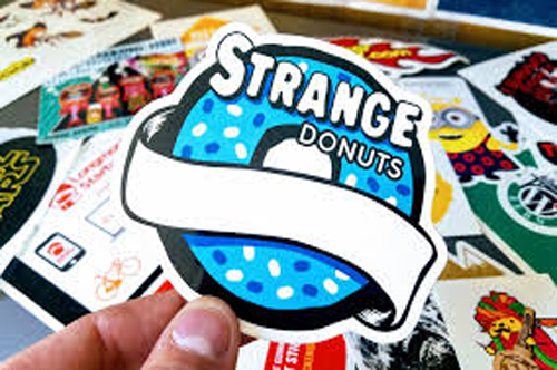 Logo Stickers Printing