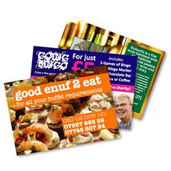 standard leaflets printing service uk