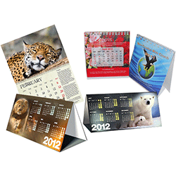 table calendars printing service