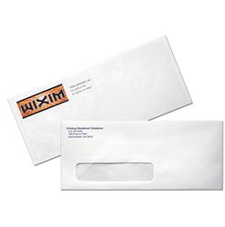 window envelopes printing