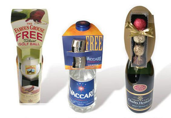 Bottle Neckers printing uk