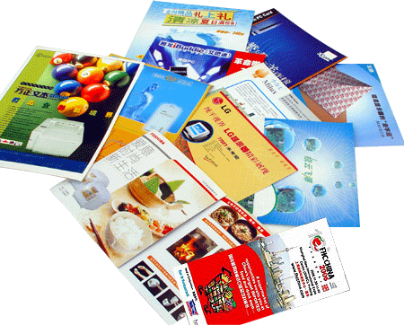 Flyer printing services