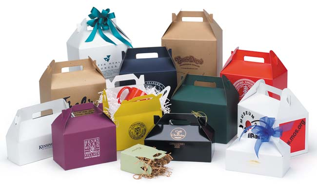 Packaging Boxes Printing UK