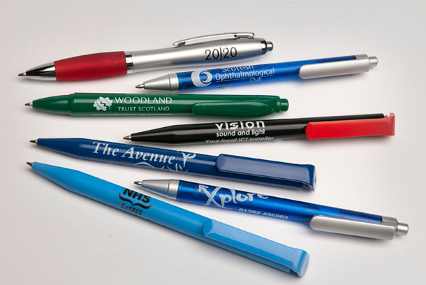 Pens Printing uk
