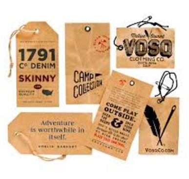 Tags printing services uk