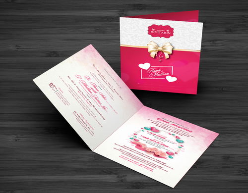 Wedding cards printing services uk