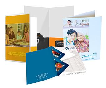 Folders Printing uk